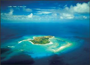 Luxury rental for Necker Island