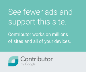 Google Contributor is now live almost